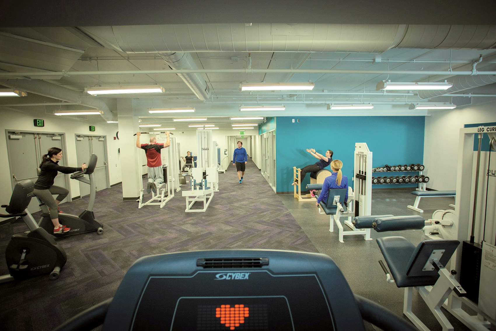 News june 2017 capitol construction for 3000 sq ft gym layout