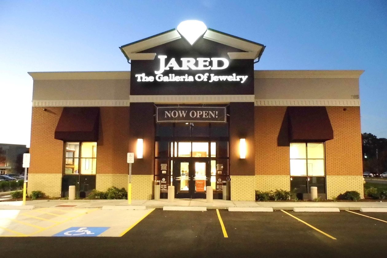 Jared Jewelers Capitol Construction