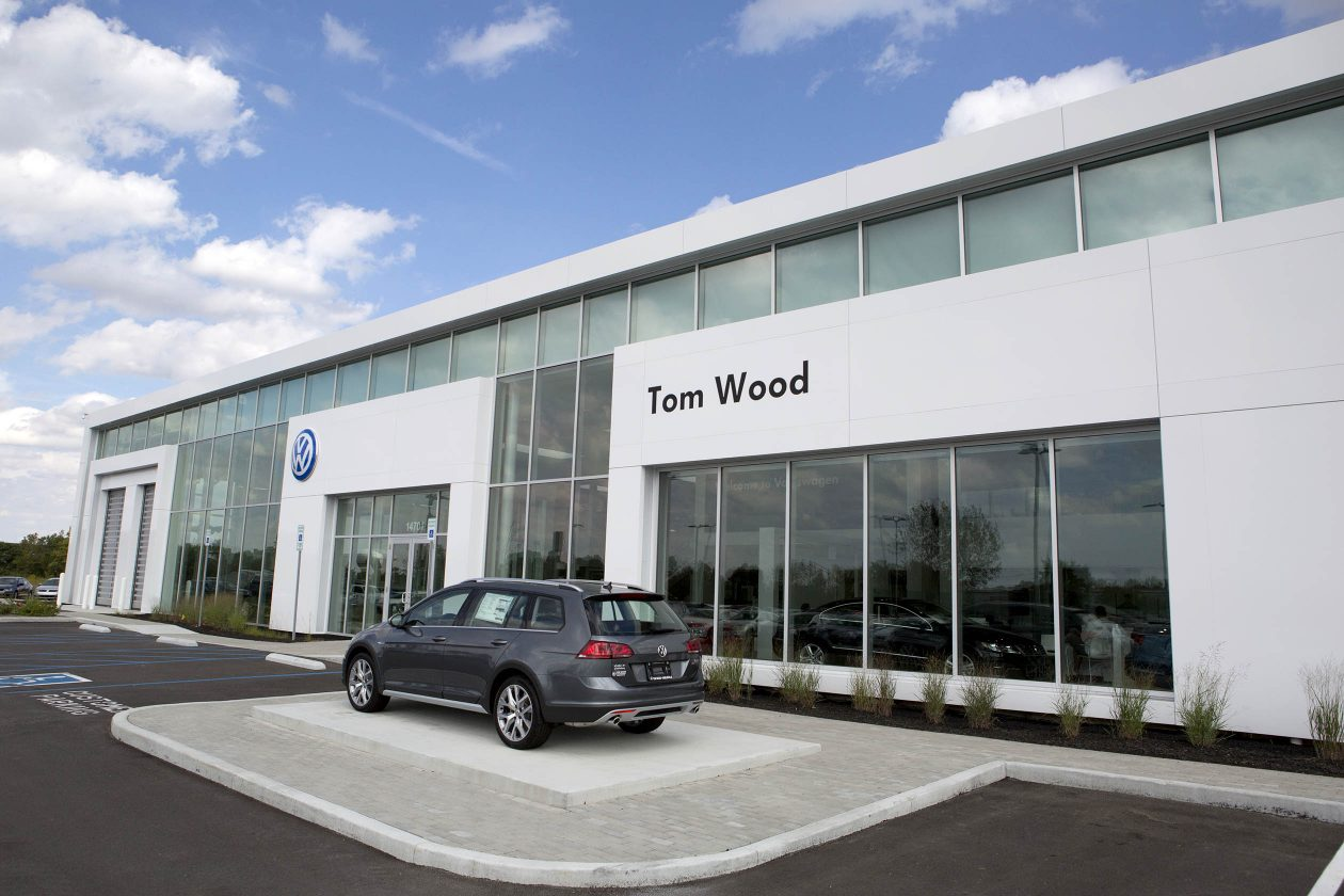 Tom Wood Volkswagen