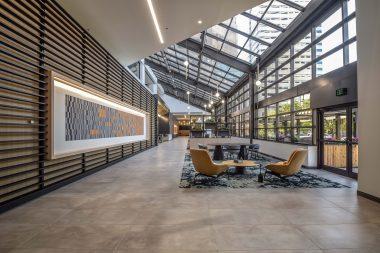 Capital Center Lobby & Patio Remodel
