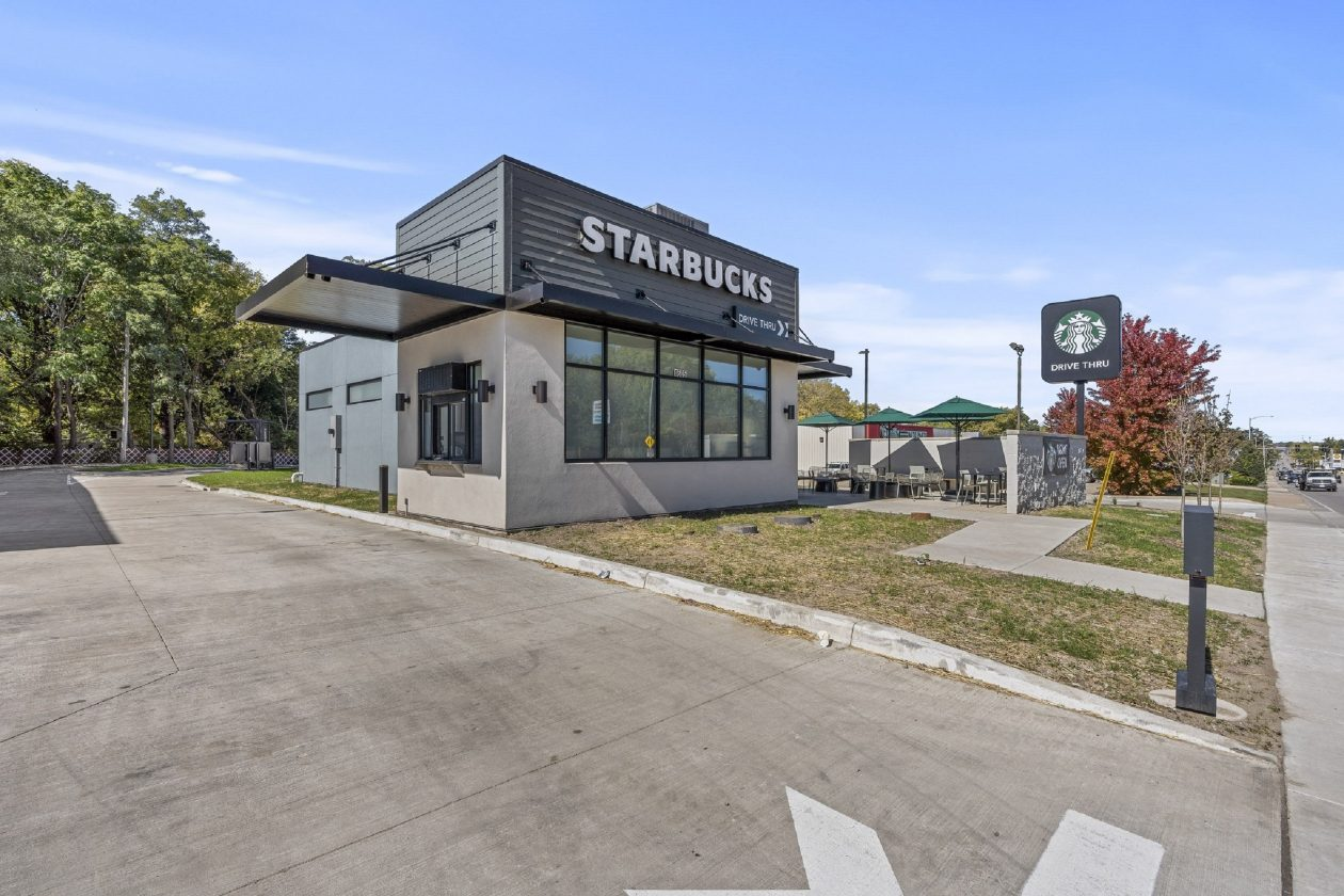 Starbucks: Drive-Thru Only